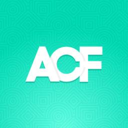 Des champs administrables avec ACF